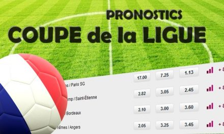 🇫🇷  Pronostics Coupe de la Ligue