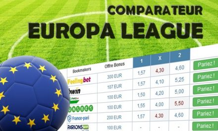 Comparateur Europa League