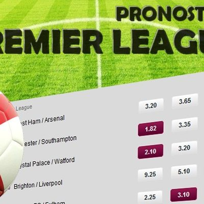 🇬🇧 Pronostics Premier League