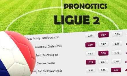 🇫🇷 Ligue 2 – 4eme journee