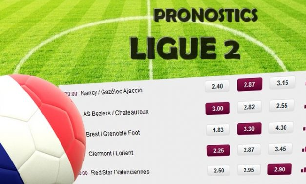 🇫🇷 Ligue 2 – 32eme journee