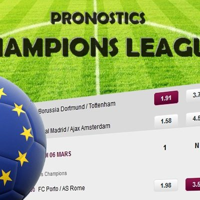🇪🇺 Pronostic champions league