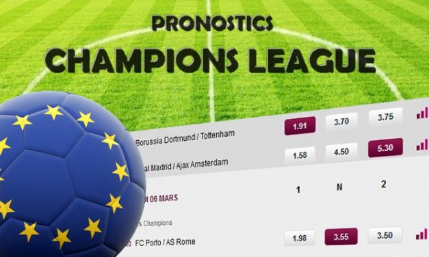 Pronostic champions league