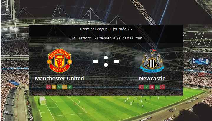 Pronostic Manchester United Newcastle