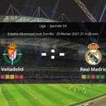 Pronostic Valladolid Real Madrid