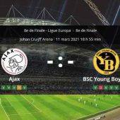 Pronostic Ajax Amsterdam Young Boys Berne