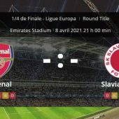 Pronostic Arsenal Slavia Prague