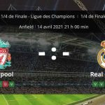 Pronostic Liverpool Real Madrid