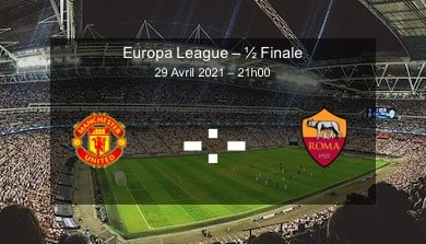 Pronostic Manchester United As Roma